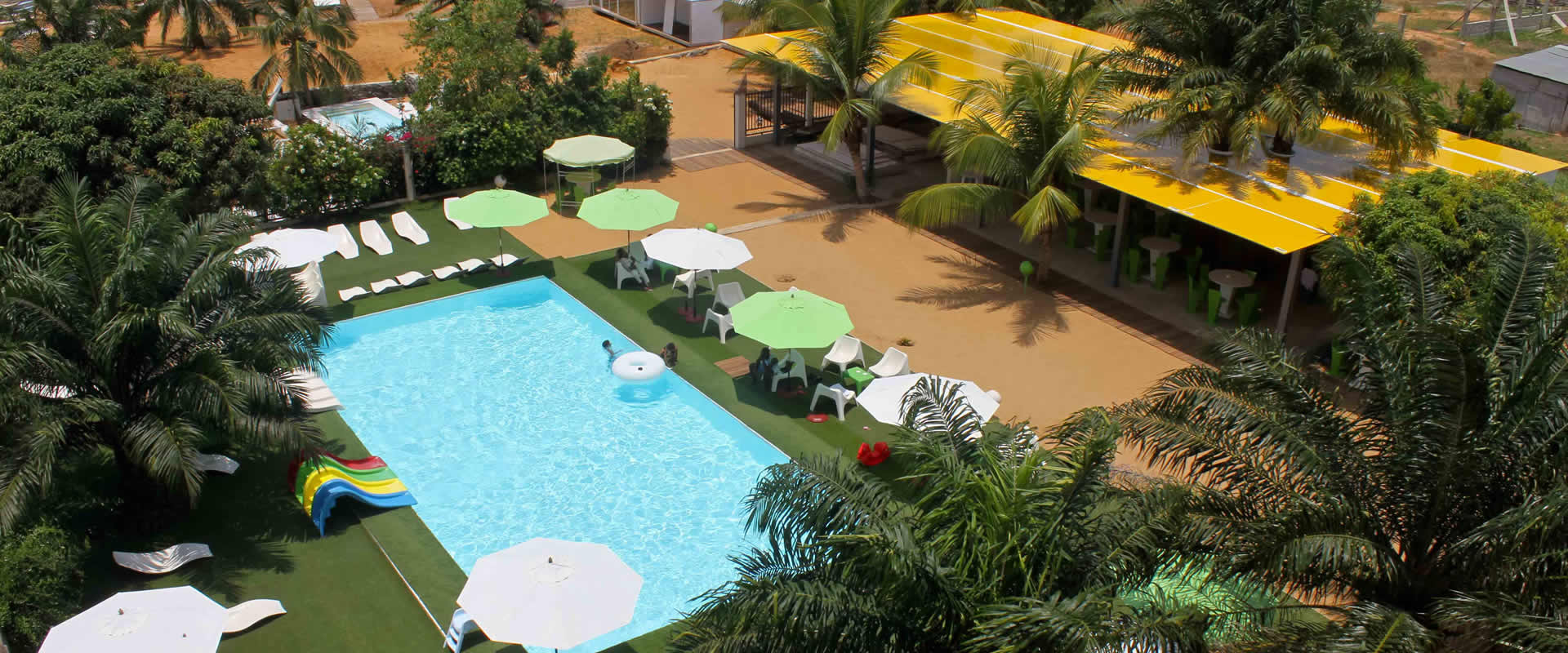 Business - Hôtel Olodge Africa Lomé Togo